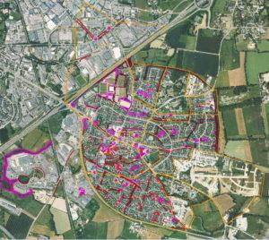 plan de gestion de patrimoine arboré et SIG